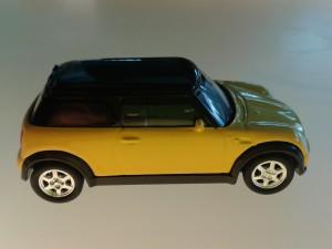 Mini in der BMW Welt