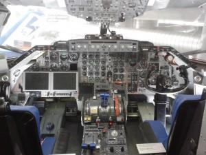 Cockpit Flugwerft Schleißheim