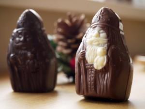 Weihnachtsschokomann | morguefile.com