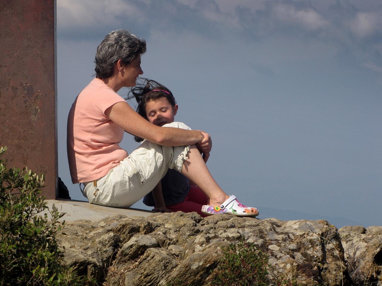 Sind Kinder mit älteren Eltern benachteiligt??