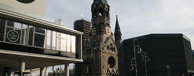 Breitscheidplatz in Berlin