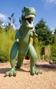 Dinosaurier - Copyright: Playmobil Funpark